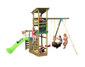 Portique En Bois Buckingham de Little Tikes